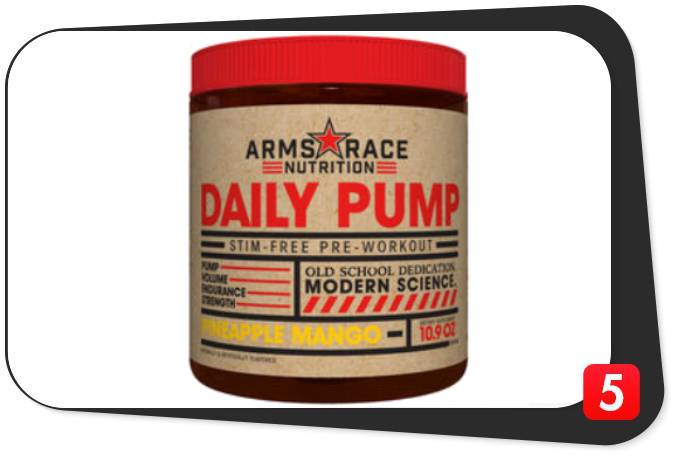 Arms Race Daily Pump Review