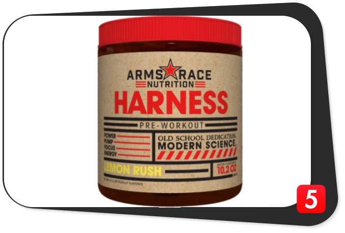 Arms Race Nutrition Harness Review