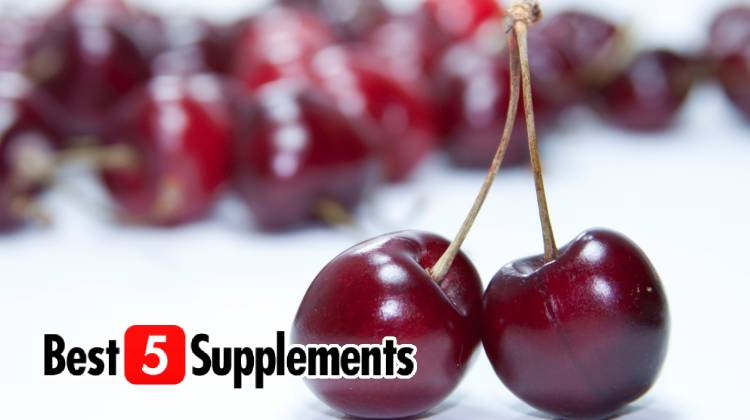A picture of montmorency tart cherry for this article explaining their benefits for sleep