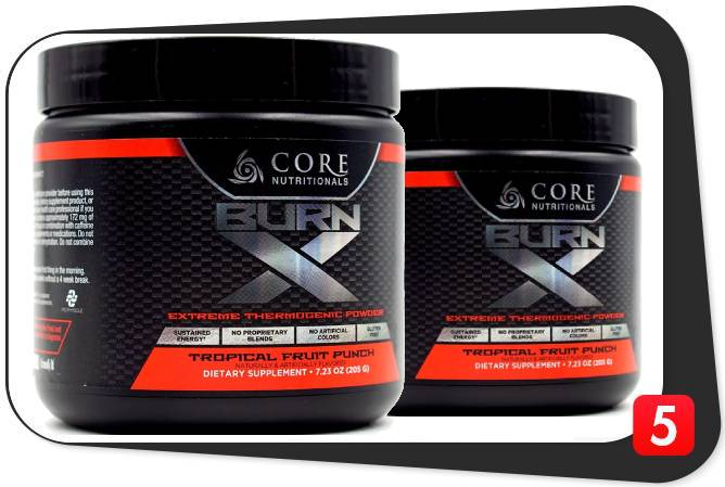 Core Burn X Review