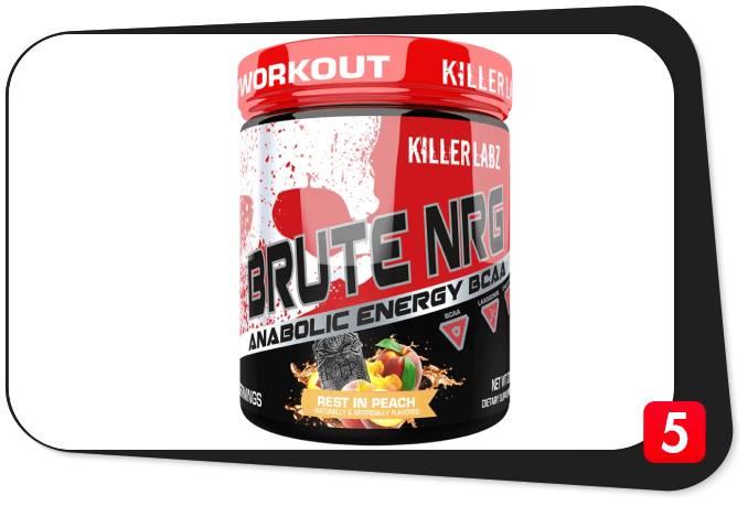 Killer Labz Brute NRG Review