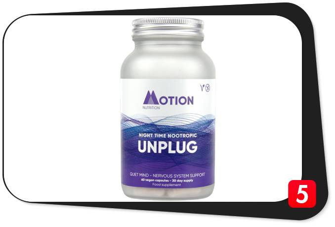 Motion Nutrition Unplug Review