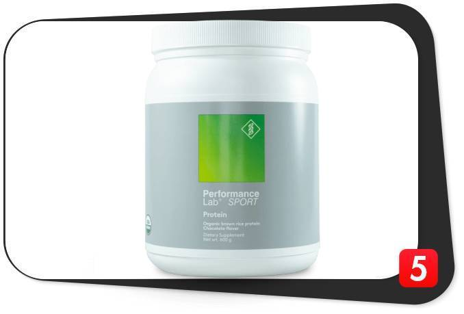 Performance Lab Protein Review