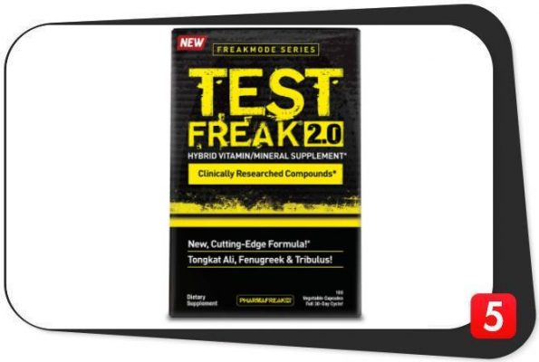 PharmaFreak Test Freak 2.0 Review