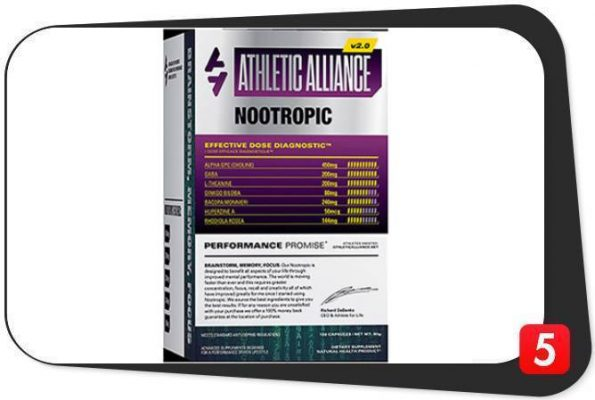 Athletic Alliance Nootropic v2.0 Review