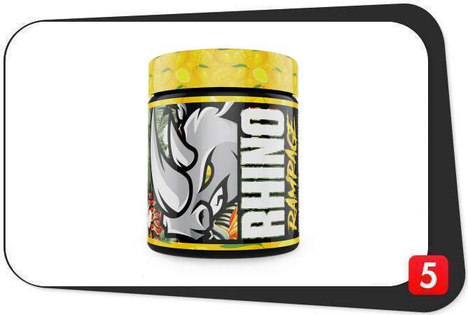 MuscleSport Rhino Rampage Review