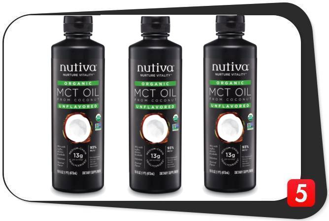 Nutiva Organic MCT Oil Review