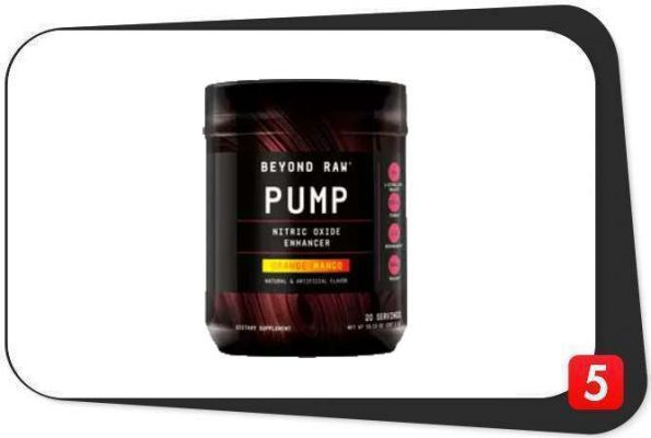 Reyond Raw Pump Pre Workout Review