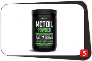 Sports Research MCT Oil Powder Review