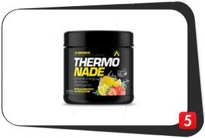 Stance Thermonade Fat Burner Review