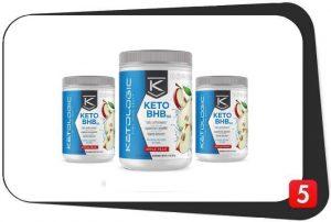 KetoLogic KetoEnergy BHB and Caffeine Review
