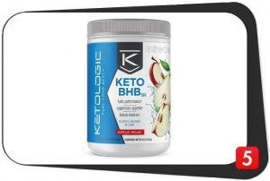 KetoLogic KetoEnergy BHB and Caffeine Supplement Review
