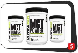 NutraBio MCT Review