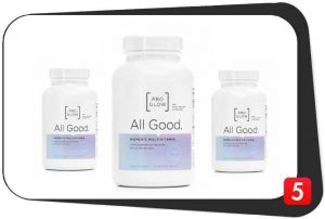 ProGlow All Good Multivitamins Review