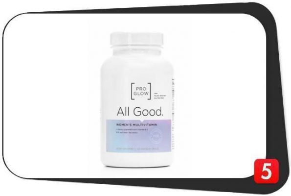 ProGlow All Good Multivitamins for women Review