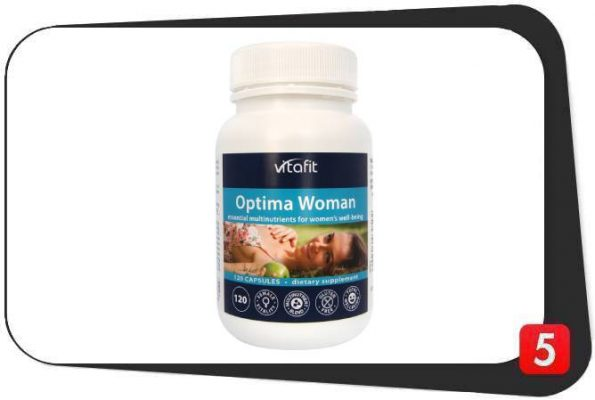 Vita Fitt Women's Multivitamin Review
